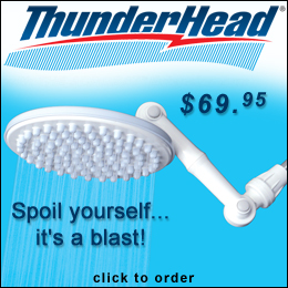 Buy Thunderhead Shower Head